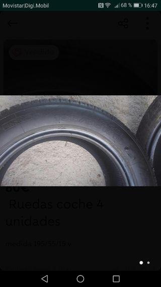 ruedas 195/55/R15