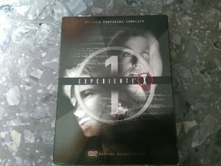 DVD Especial Expediente X