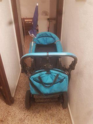 carrito silla niños