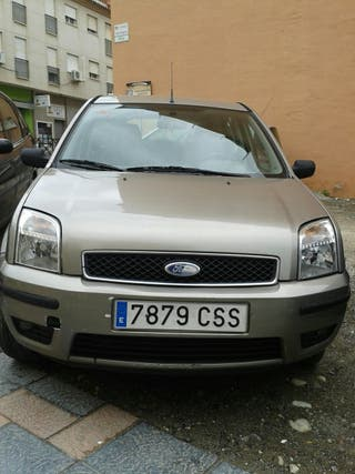 Ford Fusion 1.4 TDCI 5p 2004