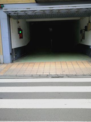 alquilo garaje
