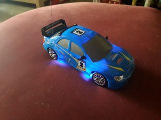 coche rc drift