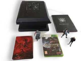 lords of shadow 1 y 2 edicion coleccionista