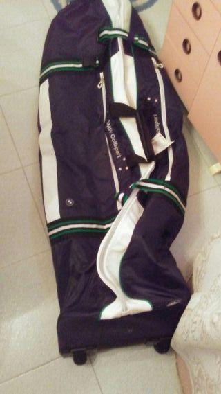Bolsa de palos de golf de viaje,nueva a estrenar
