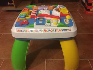 Mesa Multiaprendi Fisher Price