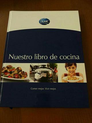Libros varios de cocina