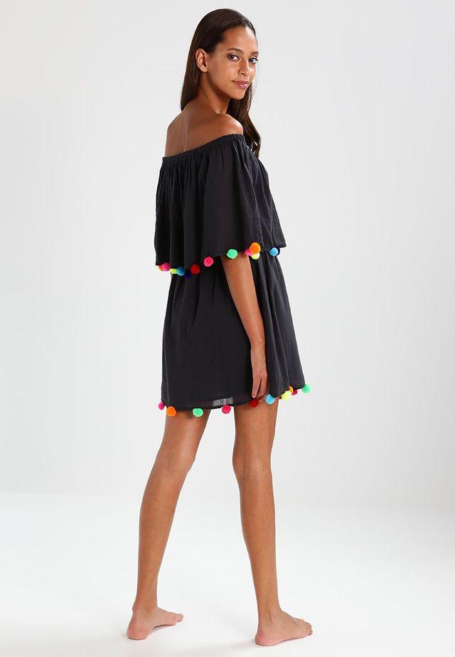 POM POM FESTIVAL DRESS