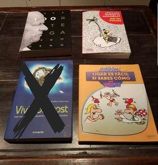 libros de homenaje y autoayuda