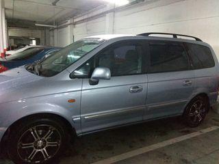 Hyundai trajet 2.0 140 cv 7 plazas