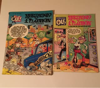 Comics mortadelo y filemon
