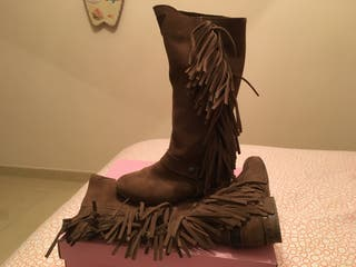 Botas layer boots