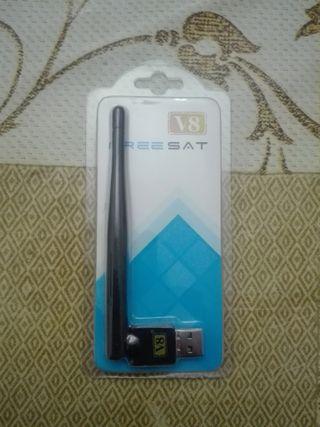 Antena FreeSat V8