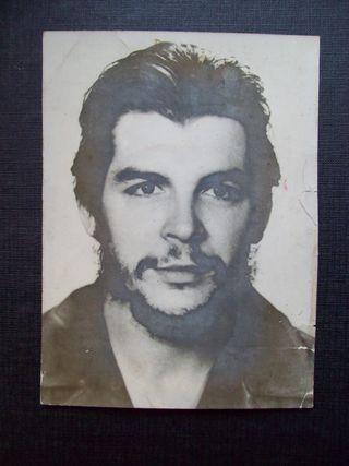 Foto original CHE Guevara