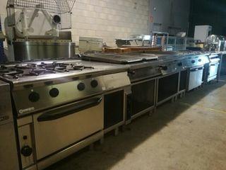 cocina completa industrial