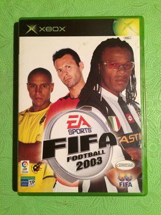 Fifa 2003 Xbox