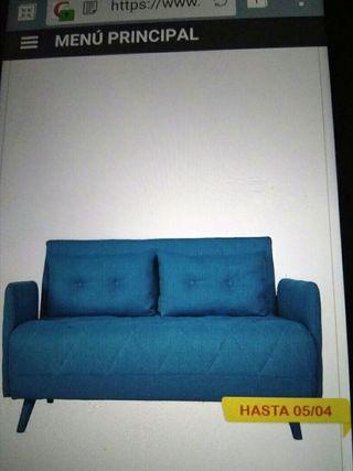sofá cama a estrenar diseño