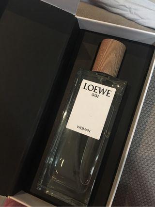 Perfume loewe 001