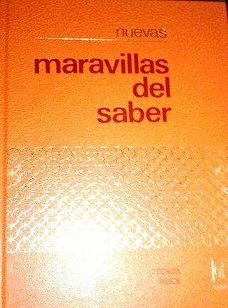 Enciclopedia Nuevas maravillas del saber