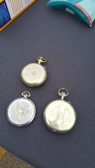 relojes de bolsillo para piezas