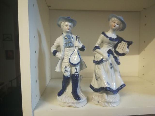 Figuras de Porcelana muy chic