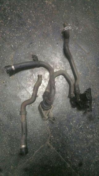 Manguitos calefaccion BMW e60