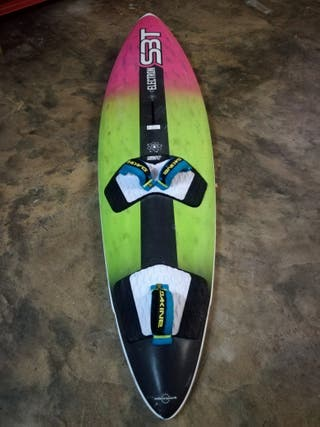 tabla windsurf saiboardstarifa 76 2017