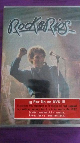 dvd rockrios