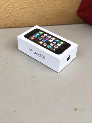 IPhone 5 S 32 GB libre