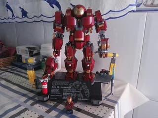 Lego hulkbuster (negociable)