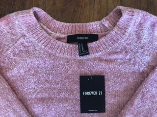 Jersey rosa Forever21