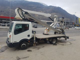 NISSAN CABSTAR- LIONLIFT 23 11