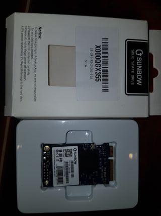 Disco duro SSD mSATA