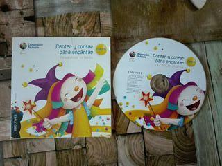 Cd canciones infantiles de aprendizaje