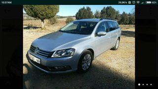 ¡REBAJA! Volkswagen Passat 2012 1.6 TDI 105 BlueM.