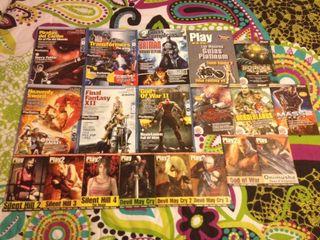 Pack Guías VideoJuegos (Ps2, Ps3, XBox 360, PC)