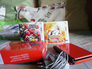 Pack nintendo 3ds Xl