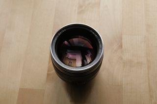 Objetivo Zeiss ZE 85 mm 1.4 . Montura Canon EF