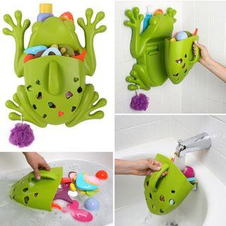 Ranita para juguetes baño