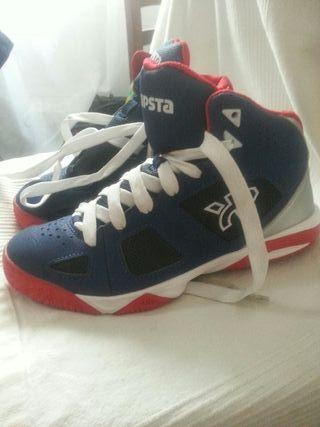 botas baloncesto niño