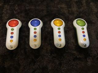 4 mandos xbox 360