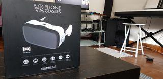 Gafas VR + Mando de Juego