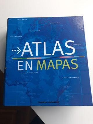 coleccion de atlas