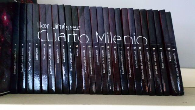 Cuarto Milenio de segunda mano por 50 € en Murias de Rechivaldo ...