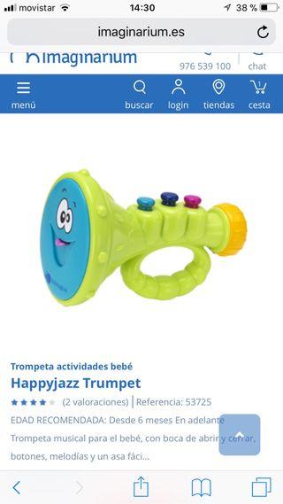 Trompeta actividades happyjazz