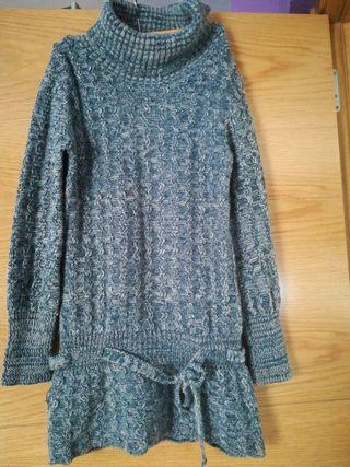 Jersey vestido bershka