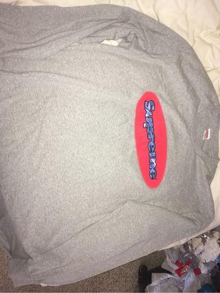 Camiseta manga larga Supreme