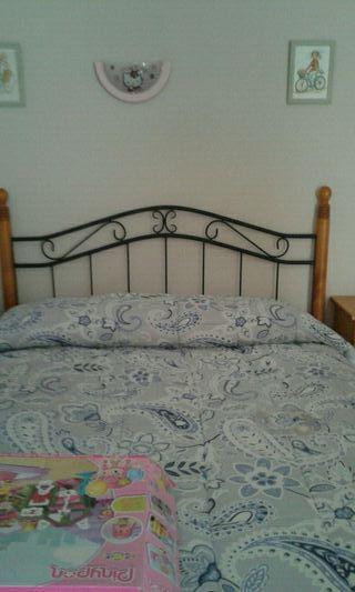 cabezal cama 1'35