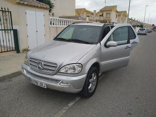 Mercedes-benz Clase ML cdi 2004