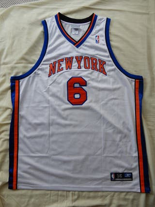 Camiseta baloncesto Maciej Lampe original signed