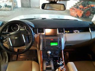 Land Rover Range Rover Sport 2007 v8